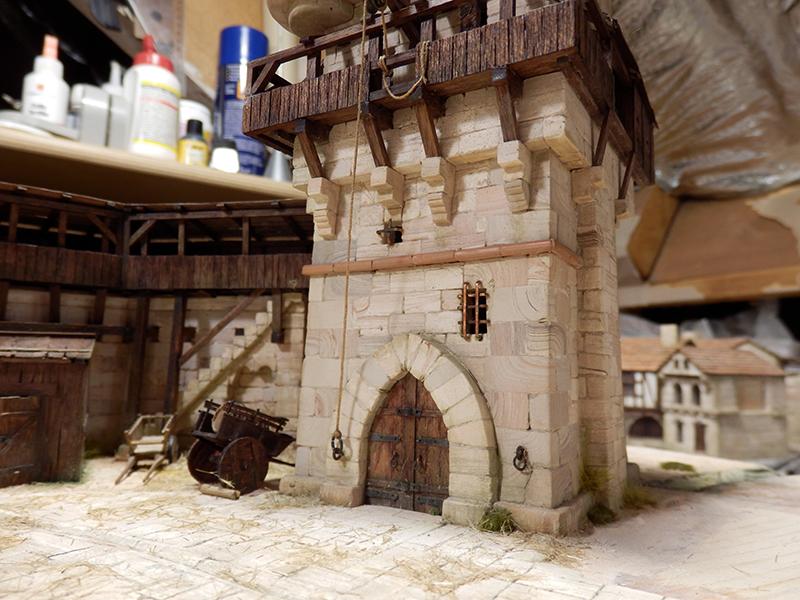 Village médiéval fortifié (2) - Page 9 P2160017