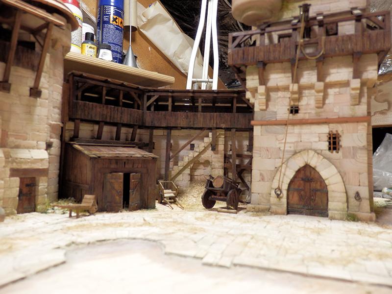 Village médiéval fortifié (2) - Page 9 P2160018