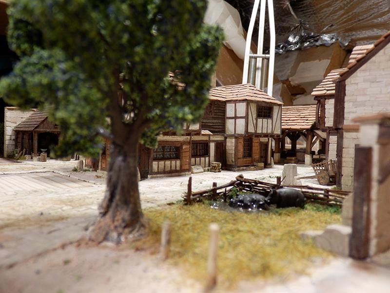Village médiéval fortifié (2) - Page 9 P2160020