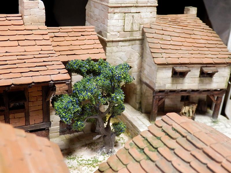 Village médiéval fortifié (2) - Page 9 P2160022