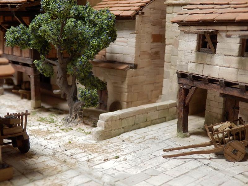 Village médiéval fortifié (2) - Page 9 P2160024