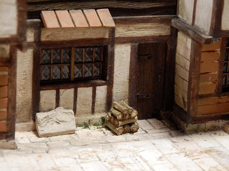 Village médiéval fortifié (2) - Page 9 P2160025