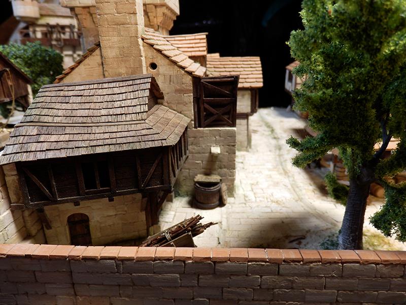 Village médiéval fortifié (2) - Page 9 P2160026