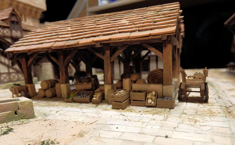 Village médiéval fortifié (2) - Page 9 P2160028