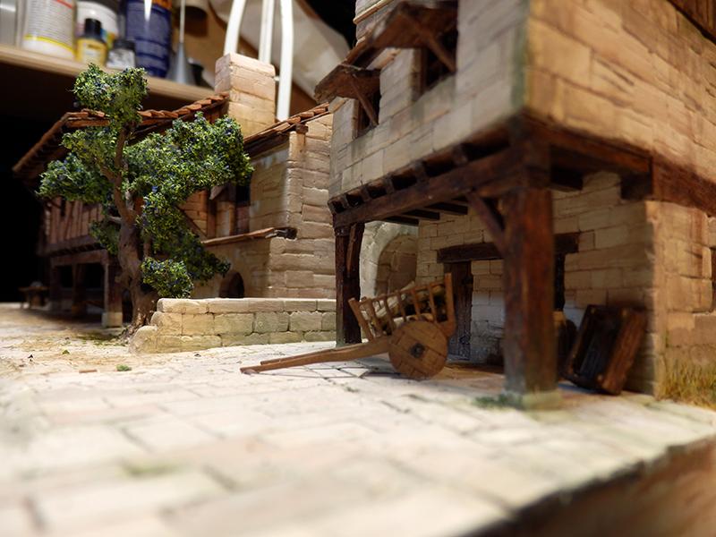 Village médiéval fortifié (2) - Page 9 P2160029