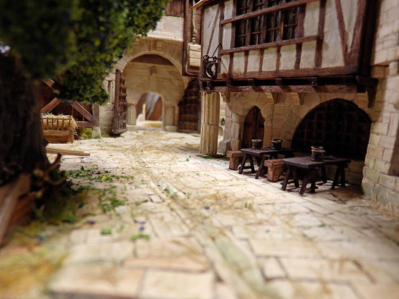 Village médiéval fortifié (2) - Page 9 P2170020