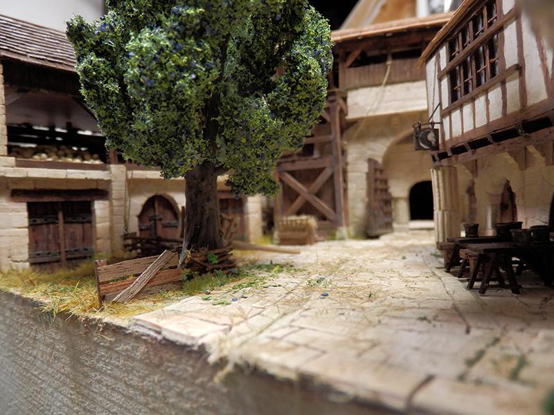 Village médiéval fortifié (2) - Page 9 P2170021