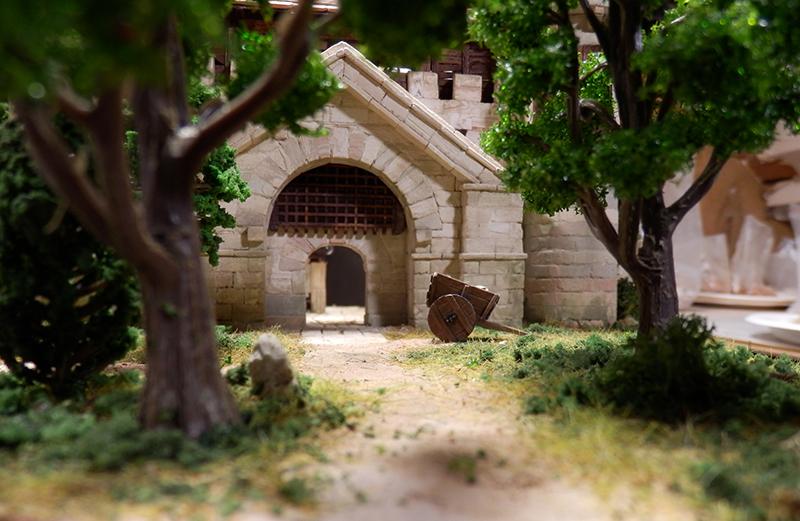 Village médiéval fortifié (2) - Page 10 P2210010