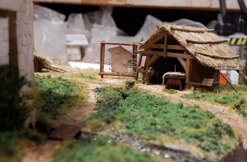 Village médiéval fortifié (2) - Page 10 P2210018