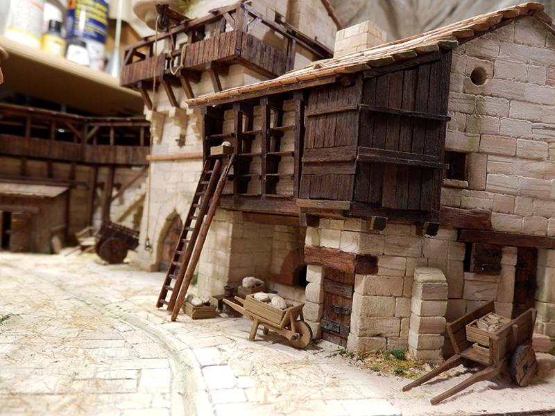 Village médiéval fortifié (2) - Page 10 P2210023