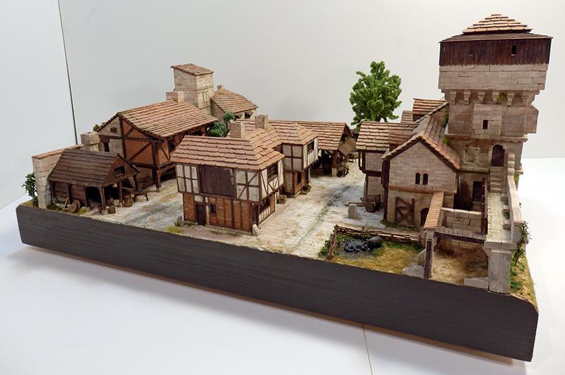 Village médiéval fortifié (2) - Page 10 P2210024