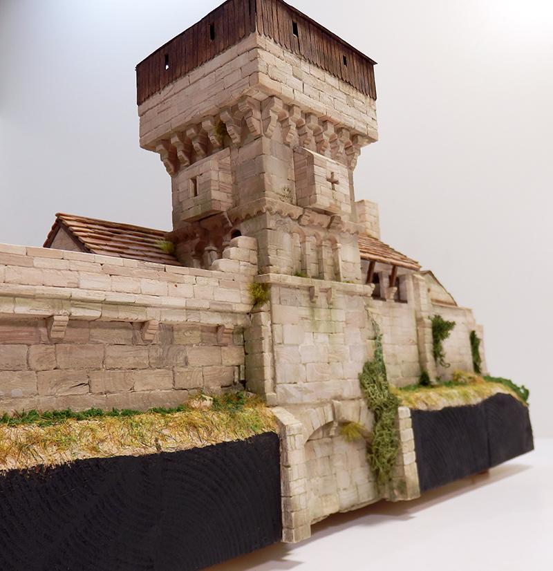Village médiéval fortifié (2) - Page 10 P2210025