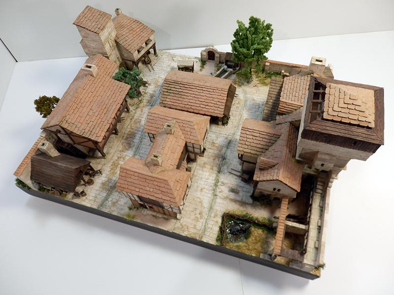 Village médiéval fortifié (2) - Page 10 P2210026