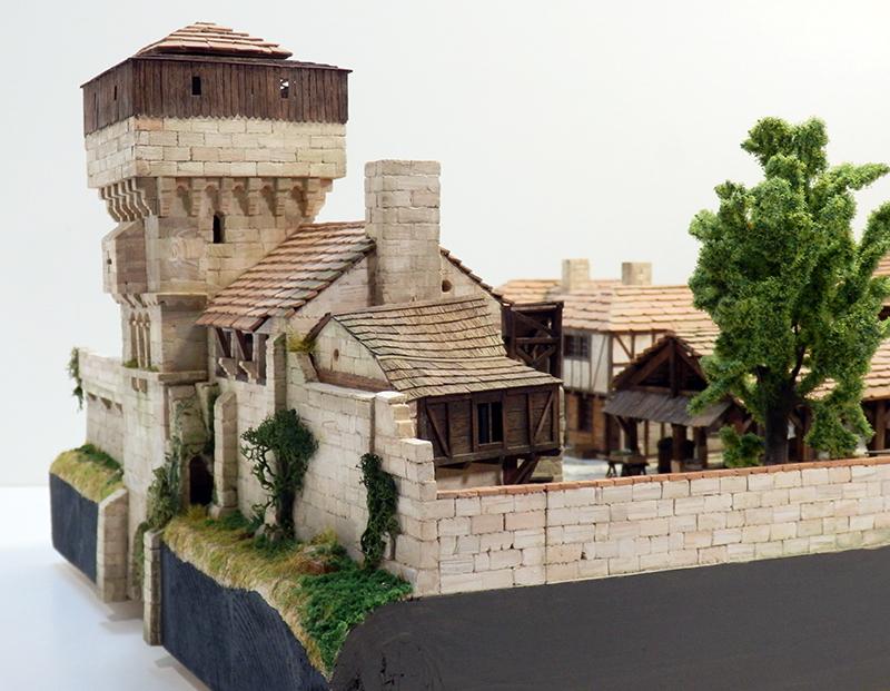 Village médiéval fortifié (2) - Page 10 P2210028