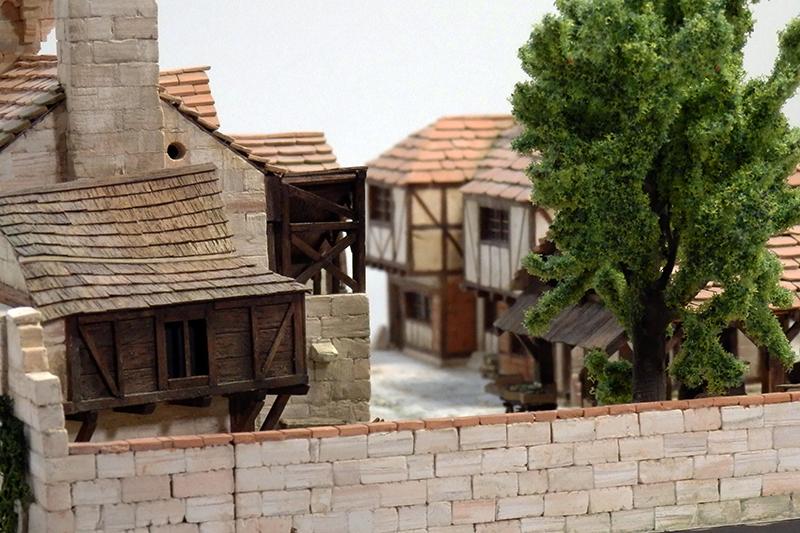 Village médiéval fortifié (2) - Page 10 P2210029