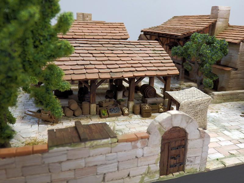 Village médiéval fortifié (2) - Page 10 P2210030