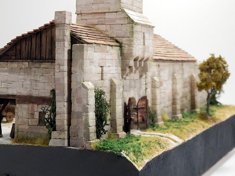Village médiéval fortifié (2) - Page 10 P2210032