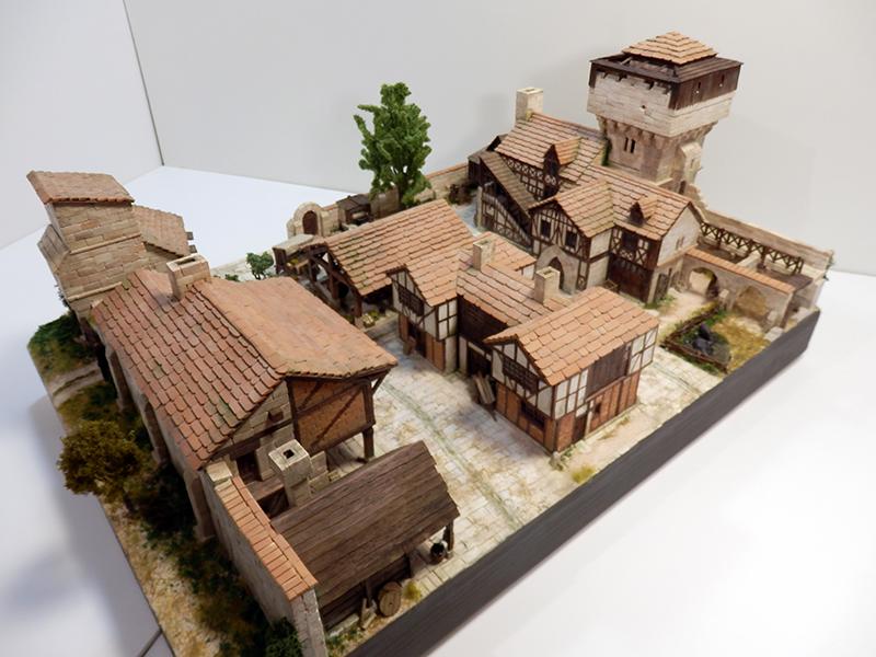 Village médiéval fortifié (2) - Page 10 P2210033