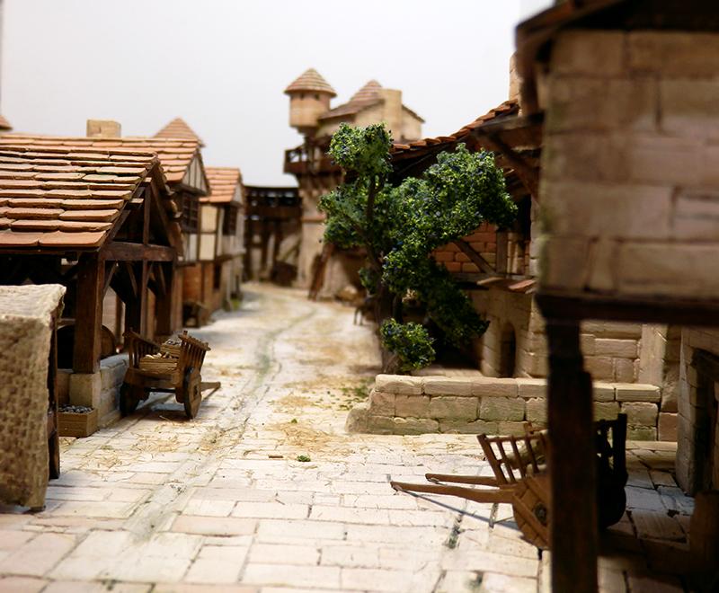 Village médiéval fortifié (2) - Page 10 P2210038