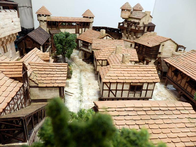 Village médiéval fortifié (2) - Page 10 P2210039