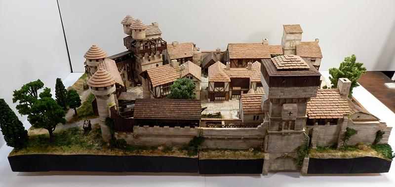 Village médiéval fortifié (2) - Page 10 P2210040
