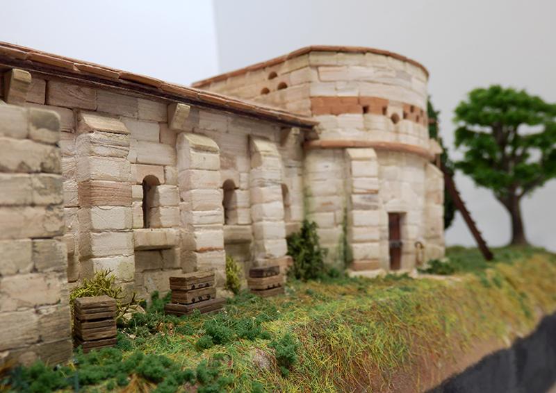 Village médiéval fortifié (2) - Page 10 P2210046