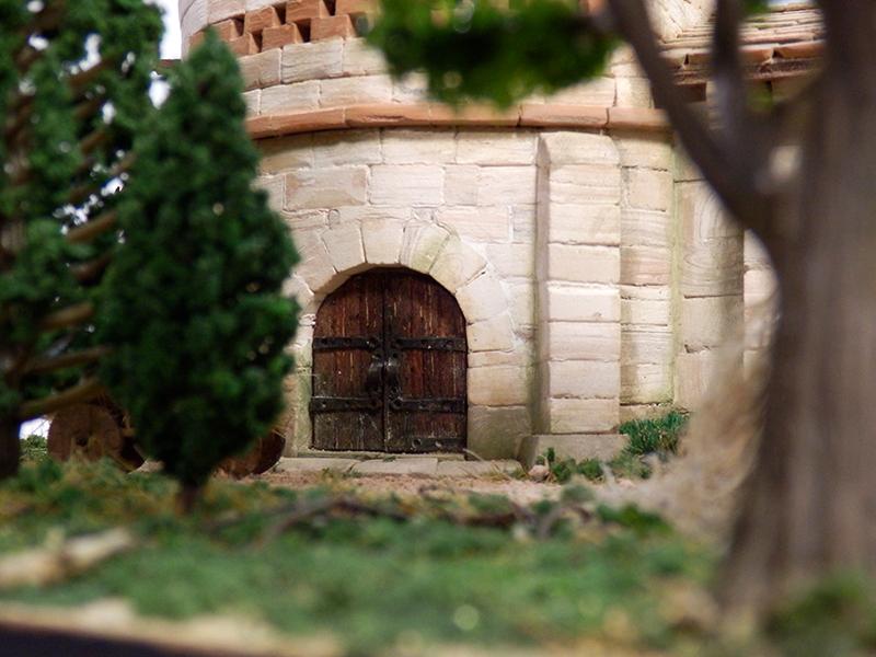Village médiéval fortifié (2) - Page 10 P2210050