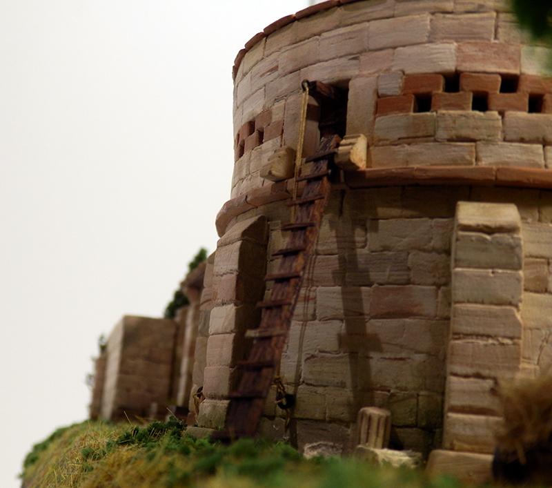 Village médiéval fortifié (2) - Page 10 P2210052