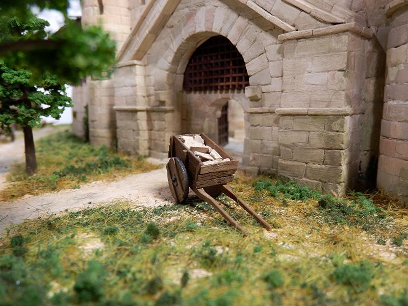 Village médiéval fortifié (2) - Page 10 P2210055