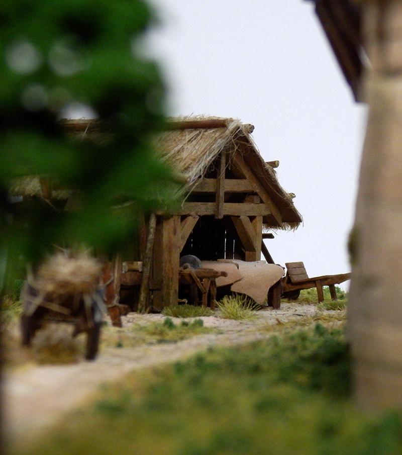 Village médiéval fortifié (2) - Page 10 P2210057