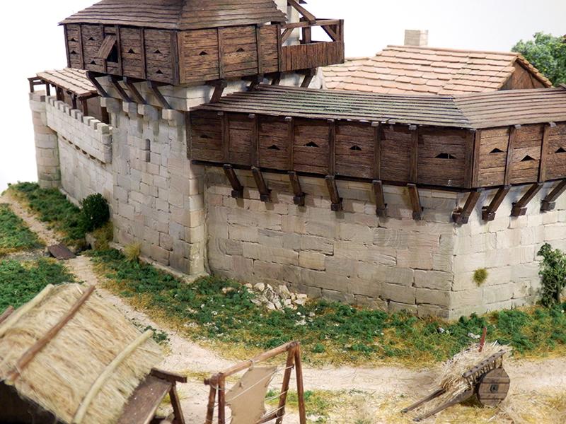 Village médiéval fortifié (2) - Page 10 P2210060