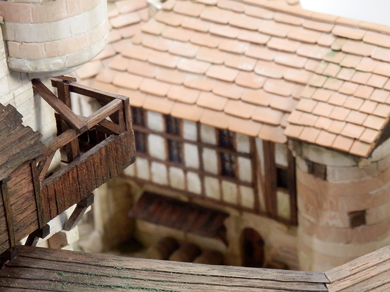 Village médiéval fortifié (2) - Page 10 P2210062
