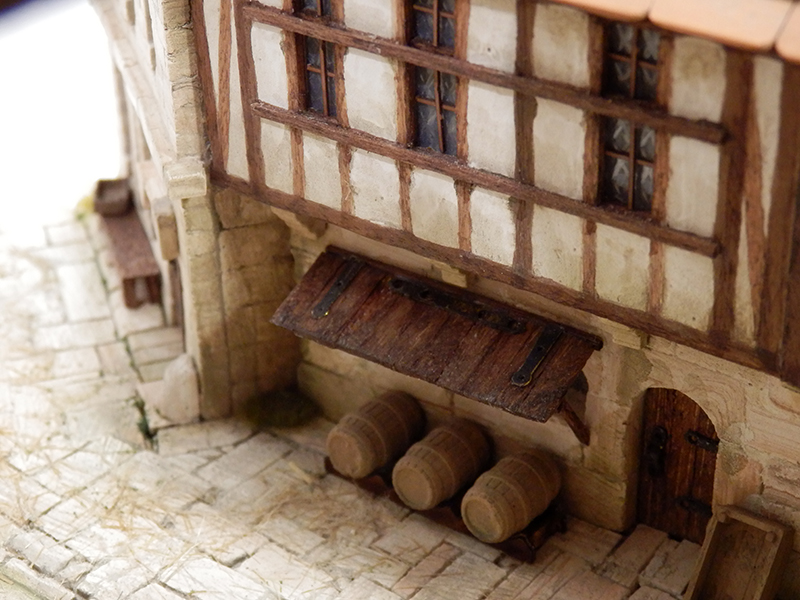 Village médiéval fortifié (2) - Page 10 P2210064