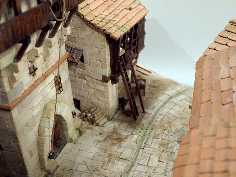 Village médiéval fortifié (2) - Page 10 P2210065