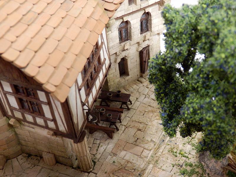 Village médiéval fortifié (2) - Page 10 P2210066
