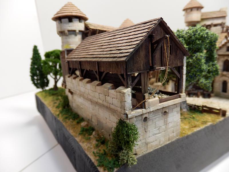 Village médiéval fortifié (2) - Page 10 P2210067