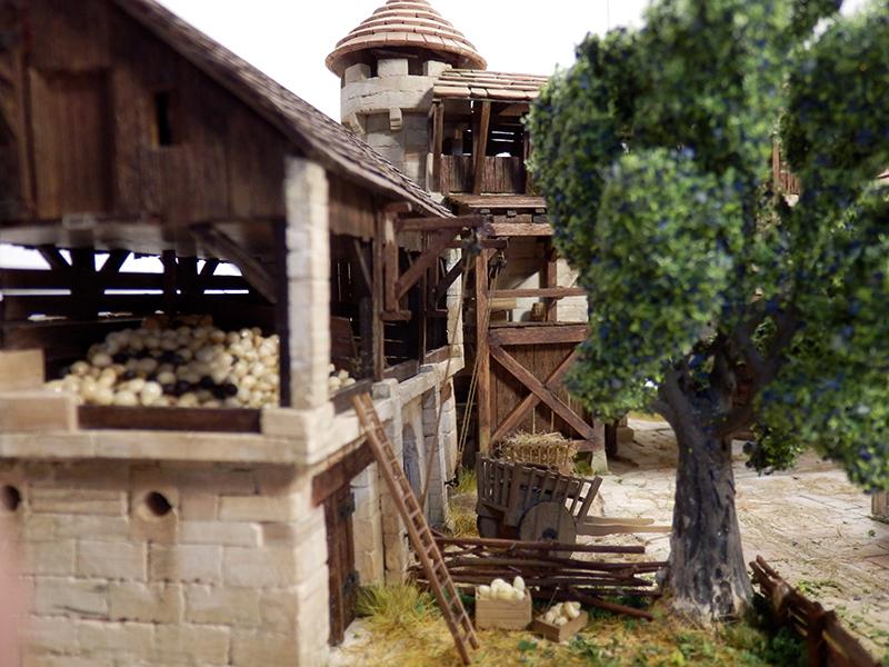Village médiéval fortifié (2) - Page 10 P2210068