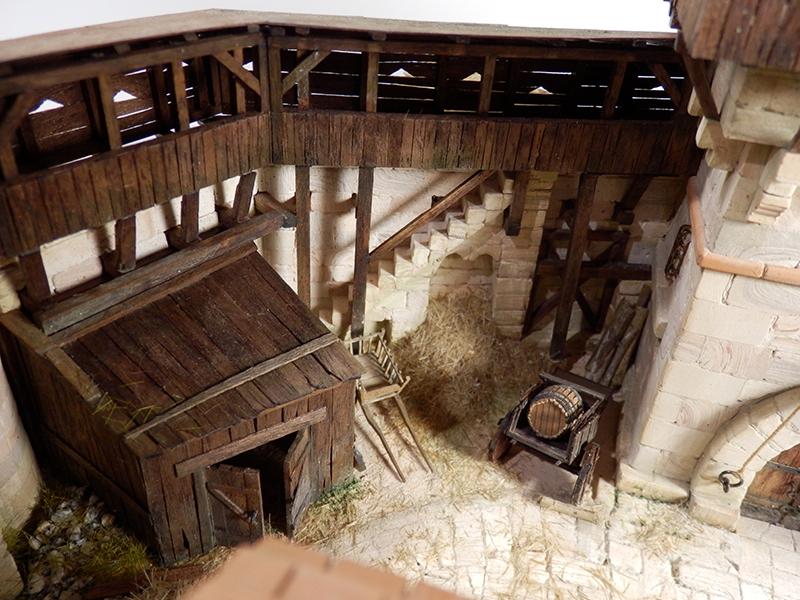 Village médiéval fortifié (2) - Page 10 P2210069