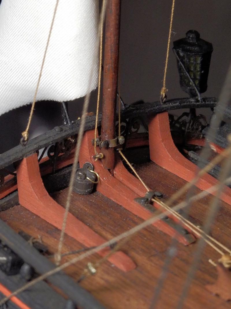 HMS VICTORY de chez Constructo au 1/94e - Page 5 P2260025