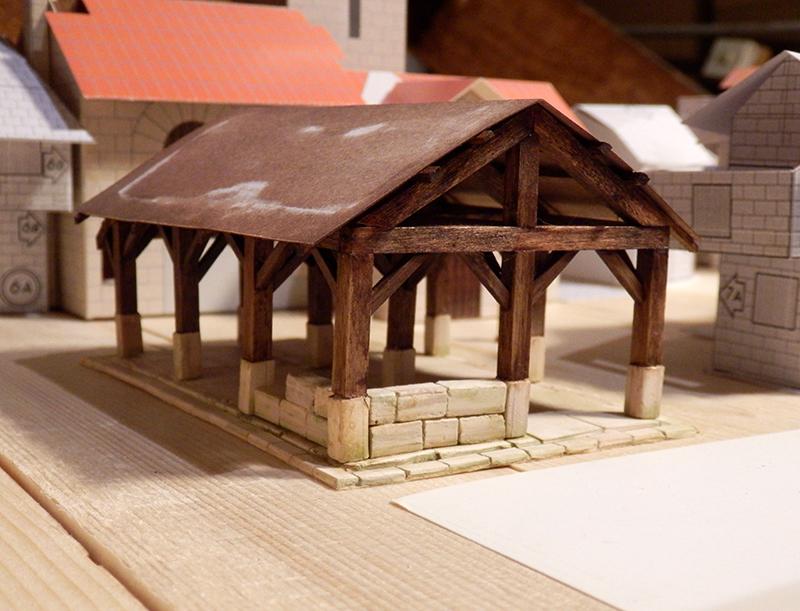 Village médiéval fortifié - Page 9 P3090010