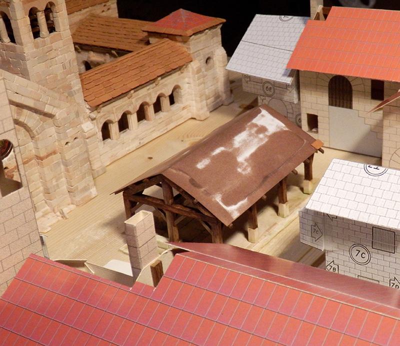 Village médiéval fortifié - Page 9 P3090011