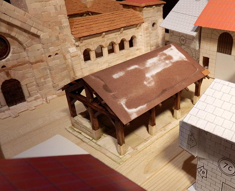 Village médiéval fortifié - Page 9 P3090012