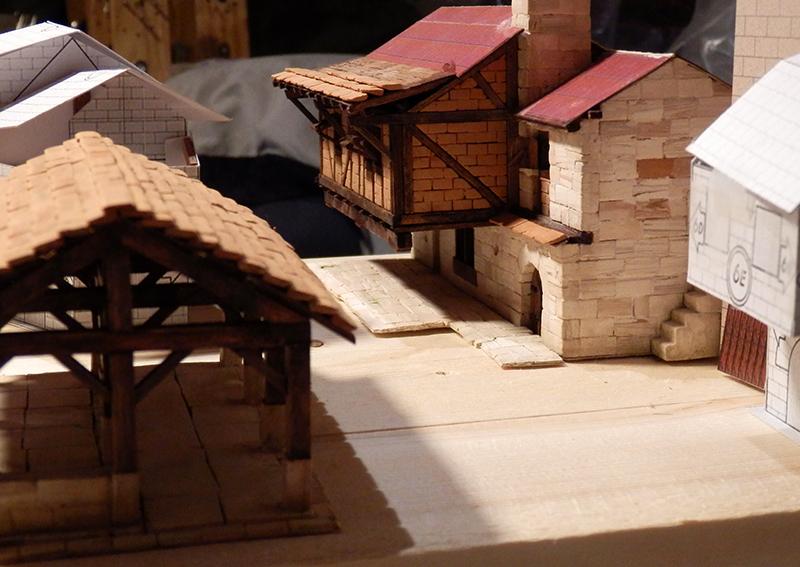 Village médiéval fortifié - Page 12 P3260014