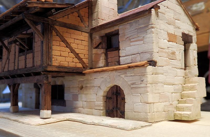 Village médiéval fortifié - Page 12 P3260016