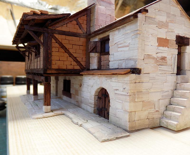 Village médiéval fortifié - Page 12 P3260020