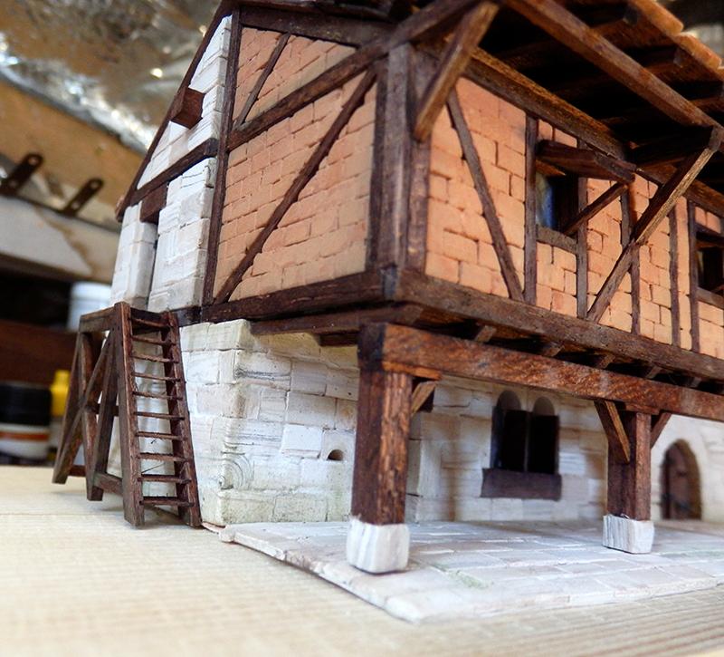 Village médiéval fortifié - Page 12 P3260021