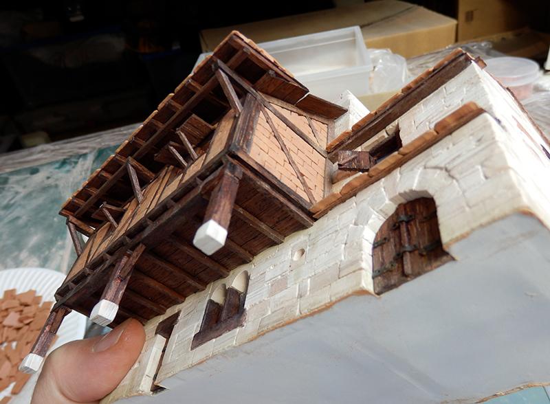 Village médiéval fortifié - Page 12 P3270010