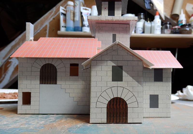 Village médiéval fortifié - Page 23 P3270014
