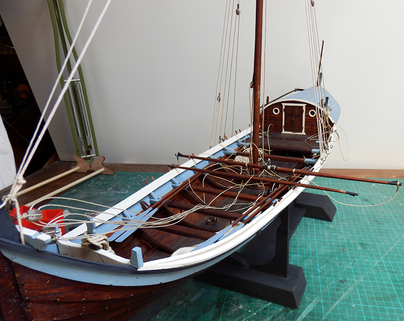 NordlandsBoat (Billing Boats 1/20°) par Ekis - Page 5 P4130019