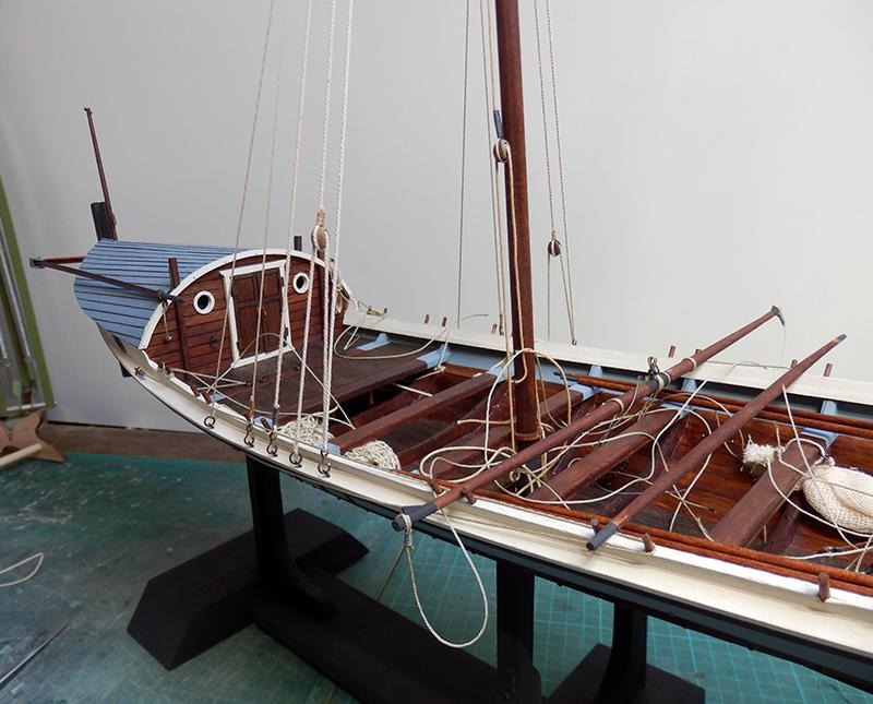 NordlandsBoat (Billing Boats 1/20°) par Ekis - Page 5 P4130020